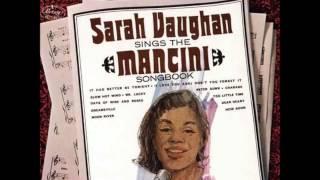 Sarah Vaughan - It had better be tonight