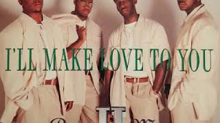 Boyz II Men - I'll Make Love To You (Extended Vocal Version)