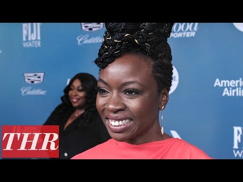Danai Gurira on Being an Advocate for Women & Girls & Working With The U.N. | Women in Entertainment