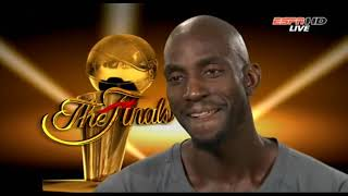 Boston Celtics Los Angeles Lakers 2008 Finals Game 6 Part 1