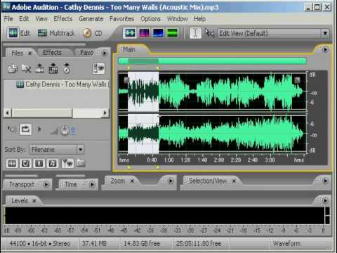Isolate Vocals To Create An A Capella With Free Windows Plugin