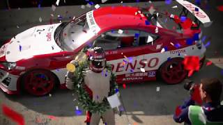 JOT381 GRAN TURISMO SPORT 190618 TOKYO EXPRESS TOYOTA GT86 2nd to 1st ONLINE RACE 11 LAPS 533rd WIN