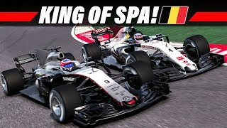 F1 2005 MOD KARRIERE #11 – Spa, Belgien GP | LAST TO FIRST Let's Play Formel 1 4K Gameplay German