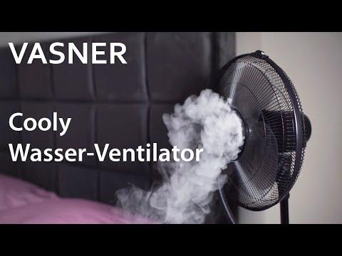 Handventilator Sprühventilator Wasser Mini Ventilator Erfrischer Wassersprüher