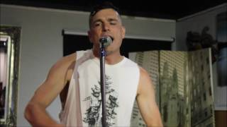 Live Video: Ohmega (the Enemy) @ The Infidel Netwerk Summer Bash (NY Grill & Bistro, Langley, BC