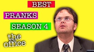 BEST PRANKS Season 4 - The Office US