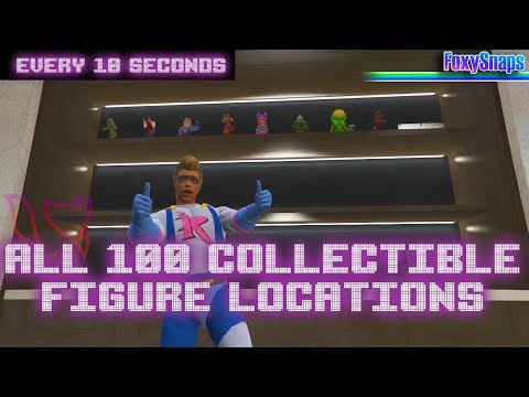 GTA Online Action Figures locations: Where to find ALL 100