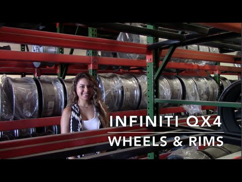 Factory Original Infiniti QX4 Wheels & Infiniti QX4 Rims – OriginalWheels.com