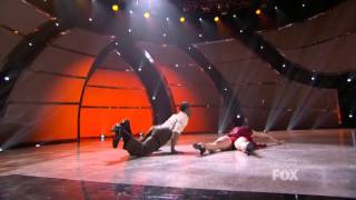 SYTYCD FikShun & Melanie - Feeling Good
