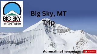 Big Sky Montana 2020