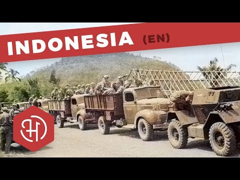 [Indonesia] The Indonesian War Of Independence