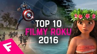 10 Nejlepších filmů roku 2016
