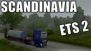 ETS 2 - Scandinavia DLC