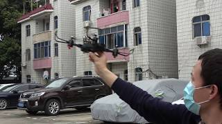 ZD6 ZD6HG Foldable Cheap GPS RC Drone First flight review
