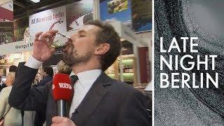 Im Wein liegt die Wahrheit - LNB meets Weinmesse Berlin!   Late Night Berlin   ProSieben