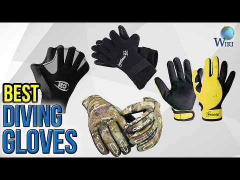8 Best Diving Gloves 2017