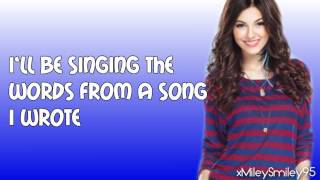 Victorious Cast ft. Victoria Justice - Make It In America (with lyrics)