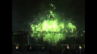 Explosión fuego Valyrio Juego de Tronos.