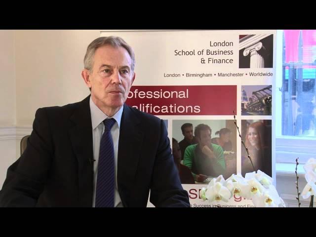 Tony Blair and the Future of Education