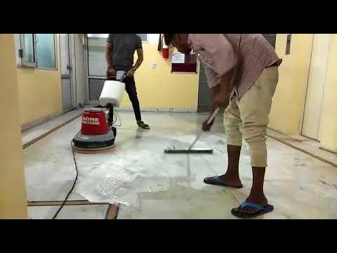 Deep Cleaning Machine