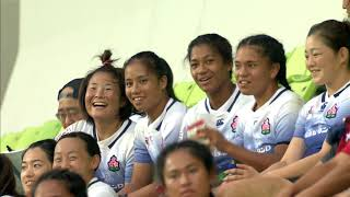 Hong Kong v Japan Cup Final: Asia Rugby Men's Sevens Series Korea 7s