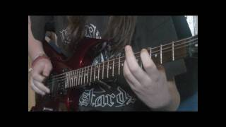 Chimaira -  The Dehumanizing Process Guitar Cover