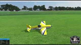 Tour of the Bethpage RC Model Ariplane Field on Long Island in RealFlight 7.5