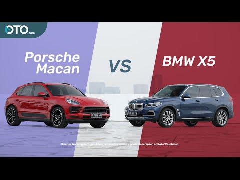 Porsche Macan VS BMW X5 | Pertarungan SUV Premium Serumpun | OTO.com