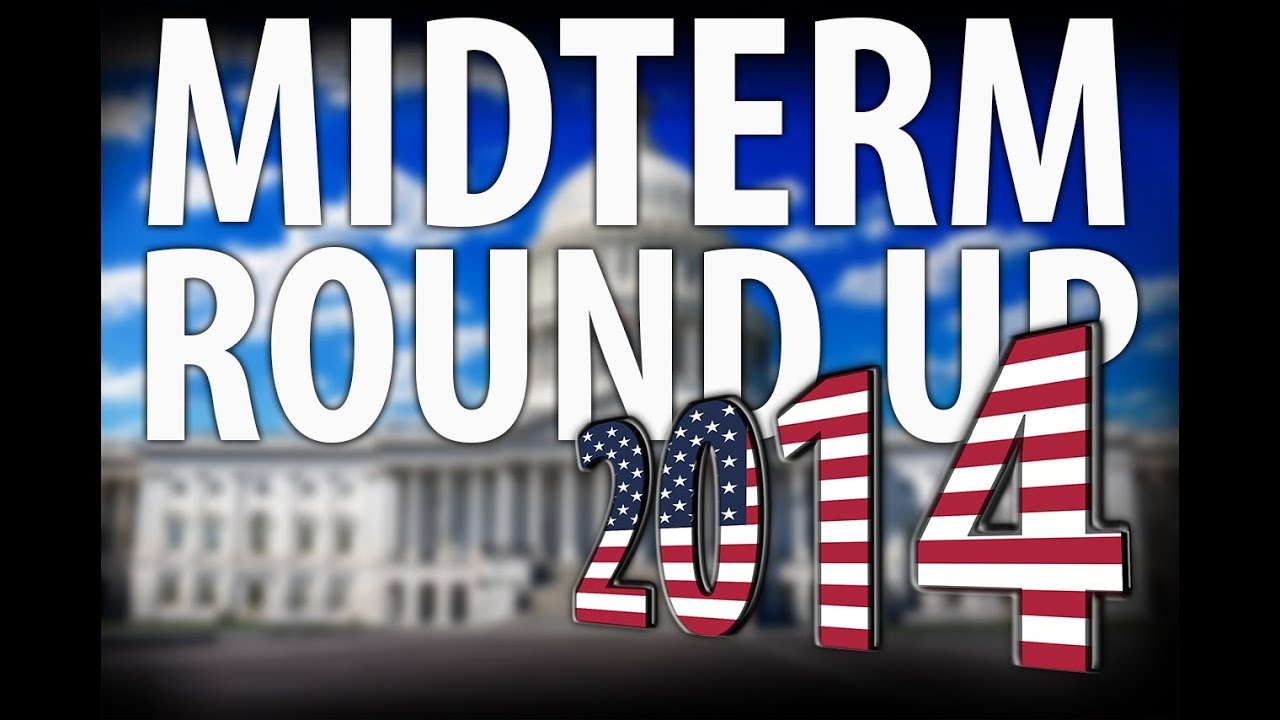 2014 Election Round Up - Analysis, What's Next & Then The Good News thumbnail