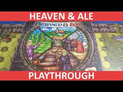Heaven & Ale - Playthrough - slickerdrips