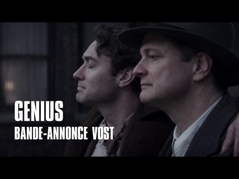 Genius  Mars Films / Desert Wolf Productions / Michael Grandage Company