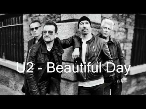 U2 - Beautiful Day instrumental