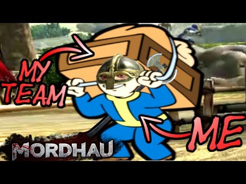 Carrying the Frontline - Mordhau