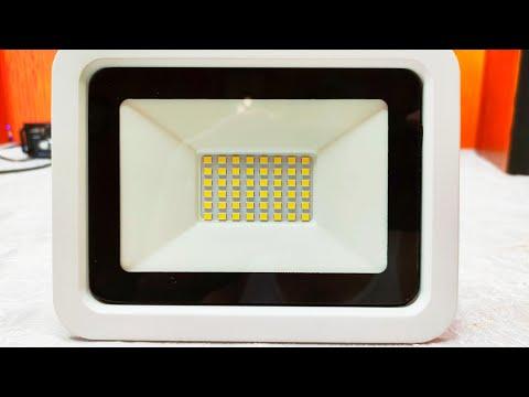 Светодиодный уличный прожектор 50W LED Street Spotlight