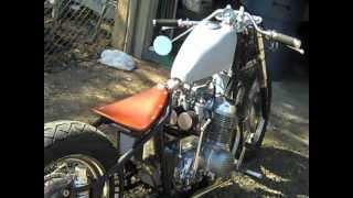 Honda cb750 Amen Savior bobber
