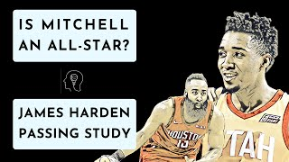 Mitchell's All-Star bid, Harden's passing & Memphis' unique shooters | 5 Thoughts 1.24.20