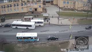 Авария в Красном Селе 23.04.19