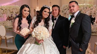 KARINA & RAULS FAIRYTALE WEDDING! *finally*