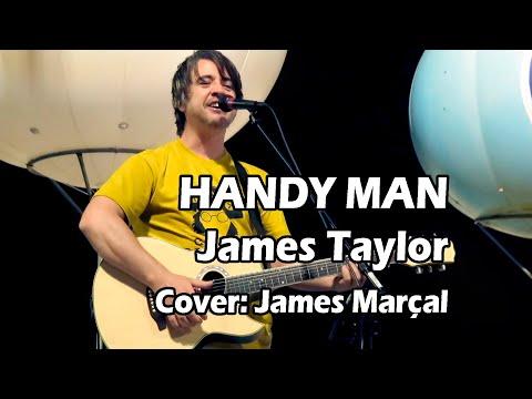 Handy Man (James Taylor) Cover by James Marçal - Músico de rua/Street Musician - Brasil - 2019