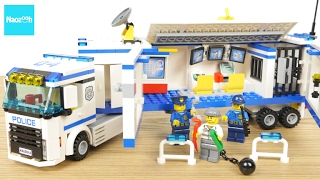 レゴ シティ ポリスベーストラック 60044 /LEGO CITY, LEGO City Police 60044 Mobile Police Unit