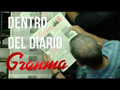 Los cambios de Granma, el diario del partido comunista de Cuba