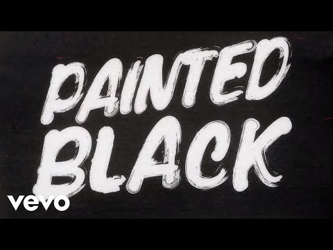 The Rolling Stones - Paint It, Black