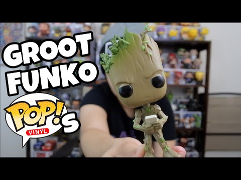 Top 5 Groot Funko Pops