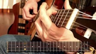 Gambar cover City of Stars - (Humming) | Guitar tab from
