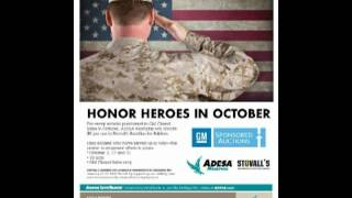 Adesa Memphis Supports Stovall's Sacrifice for Soldiers
