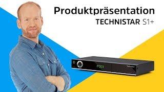 TECHNISTAR S1+    HDTV-DigitalSat-Receiver mit Aufnahmefunktion   TechniSat