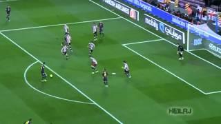 Messi Iniesta ● The Art of Dribbling ●  2012/2013