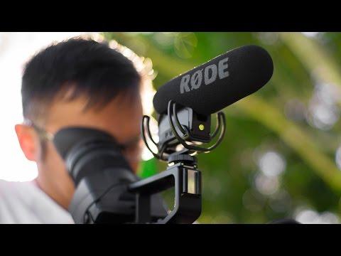 RØDE VideoMic Pro R (Mono, Schwarz)