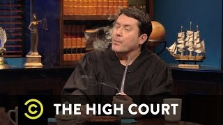The High Court - Todd Glass Makes His Case