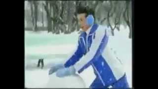 Реклама Сникерс 90-х (зима, как прекрасен этот мир)